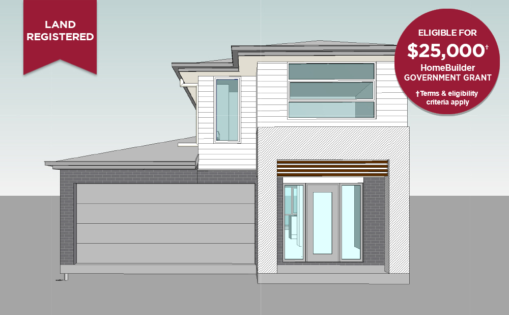 FACADE Lot 6087 21 Waterlily St Denham Court 1000 X 618 3 SEP
