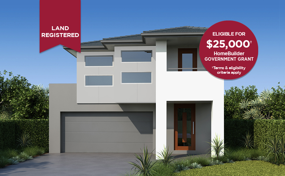 FACADE 1000 X 618 Lot 6087 Waterlily St Denham Court